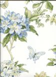 Waverly Cottage Wallpaper Fawn Hill 326344 By Rasch Textil For Brian Yates